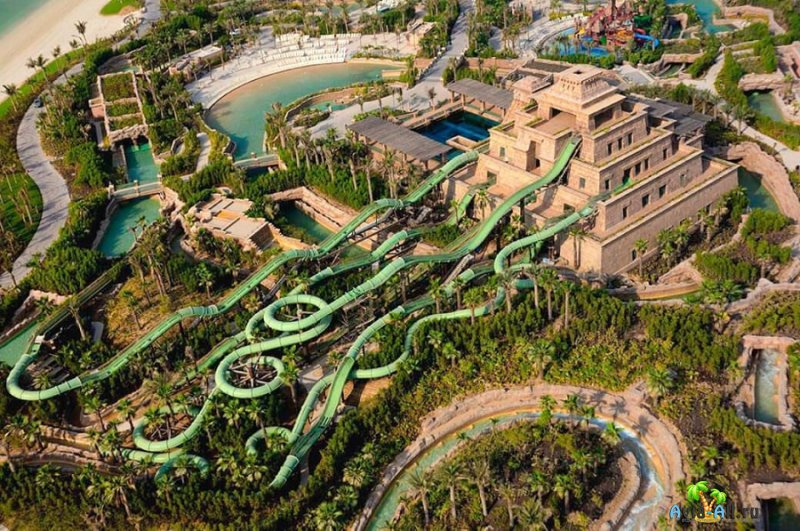 Aquaventure, UAE