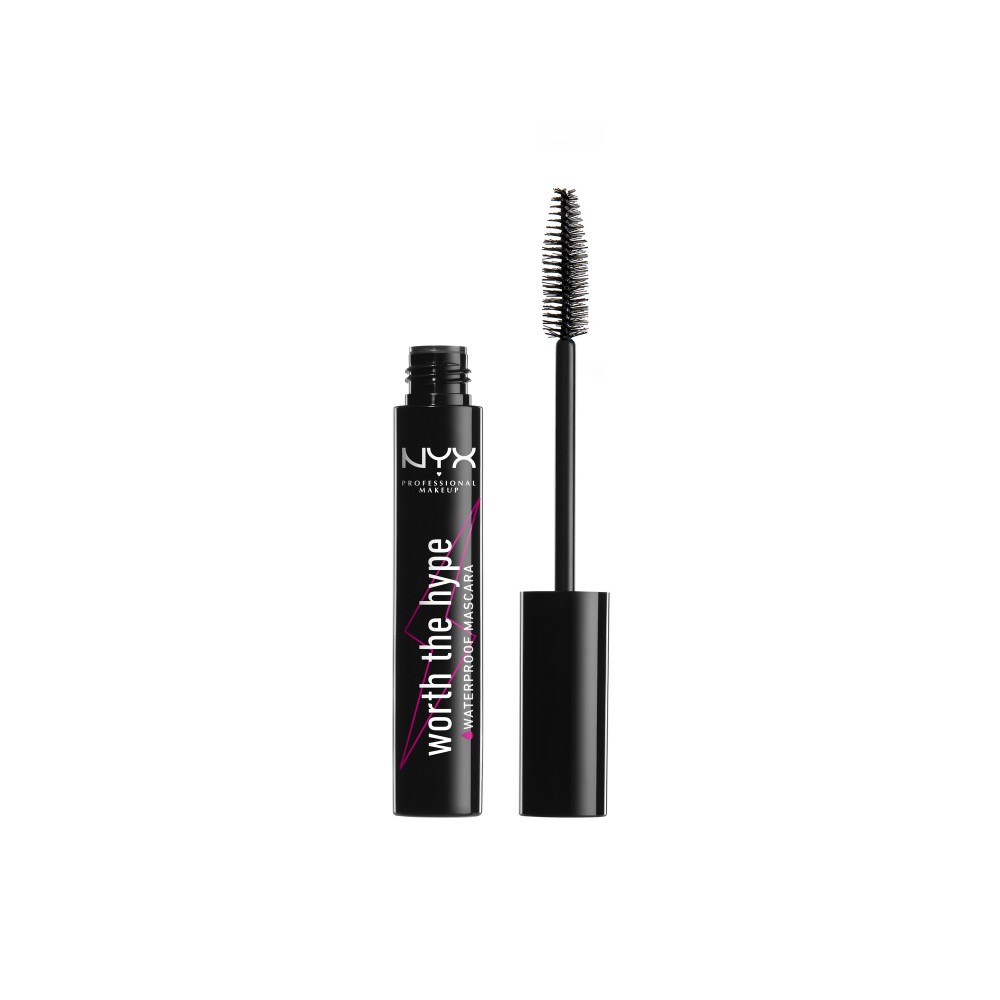 NYX PROFESSIONAL MAKE UP WORTH THE HYPE WATERPROOF MASCARA.jpg