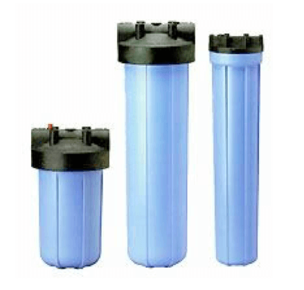 Cartridge main filters
