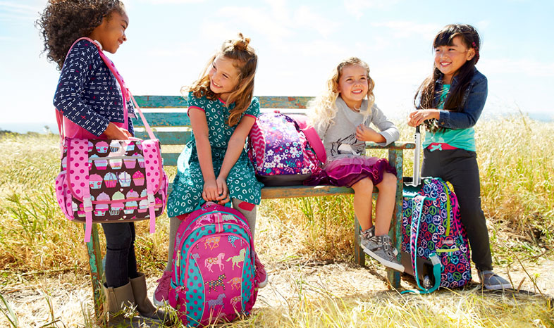 A little about the manufacturers of school backpacks