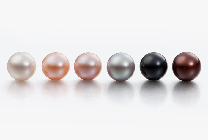 Variety of pearls
